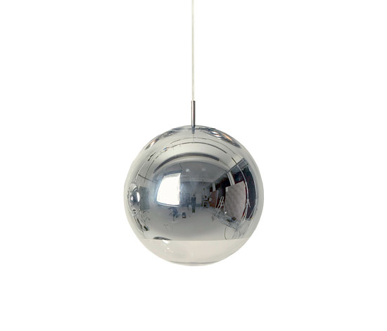 Tom Dixon Mirror Ball Light Collection