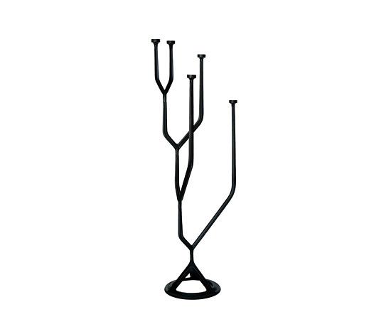 tom dixon spin candelabras. Black Bedroom Furniture Sets. Home Design Ideas