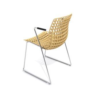 Ton Haas Moiré Chair