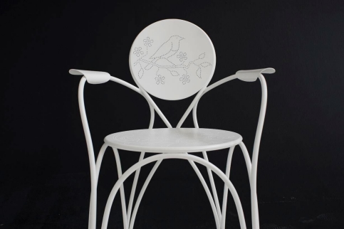 Tord Boontje Rain Chair And Rain Table
