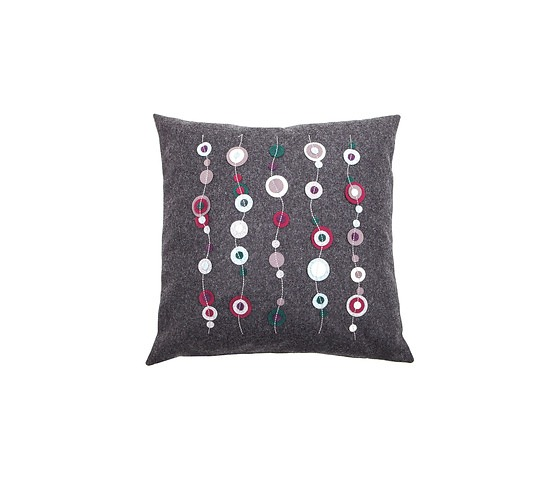 True Design Circles Pillow