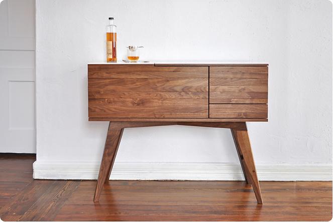 Urbancase The Sidebar Cabinet