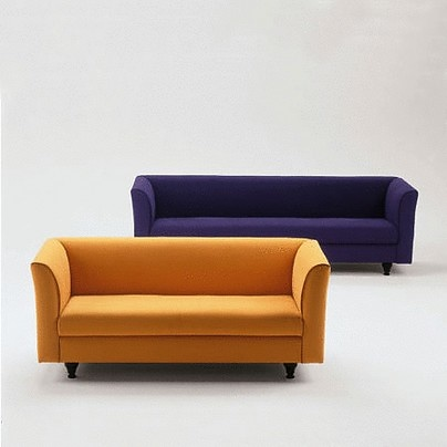 Vico Magistretti and Birgit Lohmann Zip Sofa