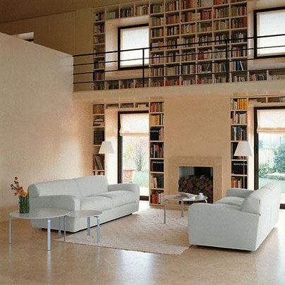 Vico Magistretti Hovercraft Sofa