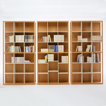 Vico Magistretti Tani Moto Bookcase