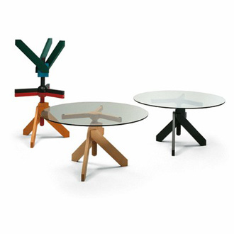 Vico Magistretti Vidun Table