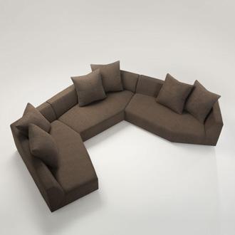 Vioski Mitosi Sofa