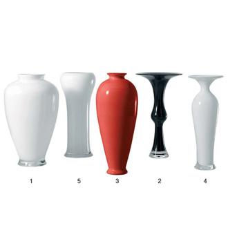 Vittorio Locatelli Qing Vases