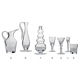 Vittorio Locatelli Rocks Table Set
