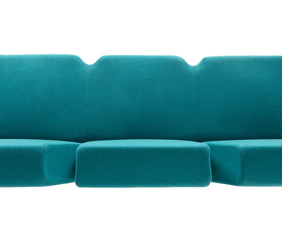 Wiel Arets Siamese Seating Collection