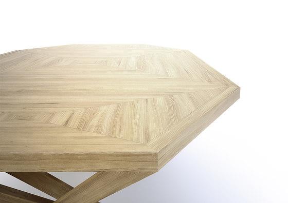 Willi Notte Velvet Table