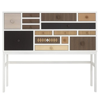 WIS Design Colllect Chest Of Drawers