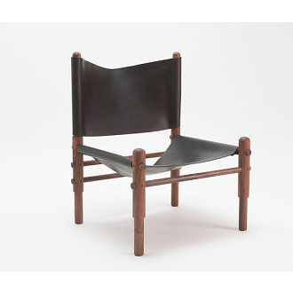 Workstead Sling Walnut Chair