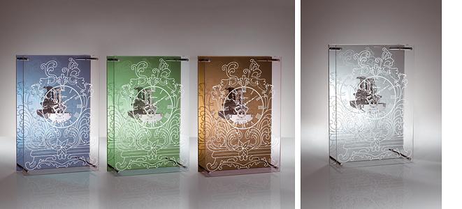 Yee Ling Wan Fantome Clock