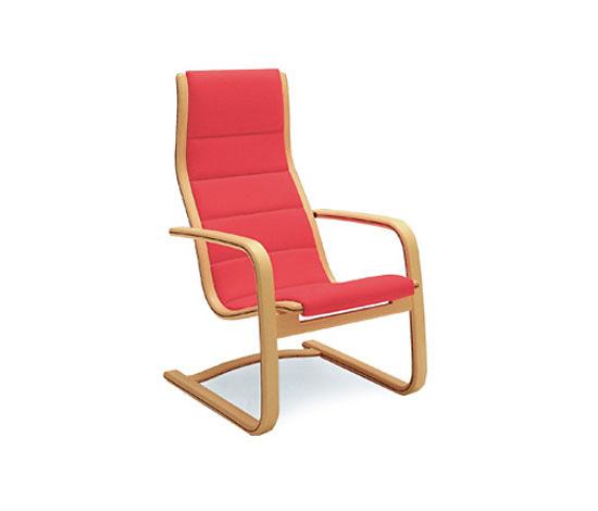 Yngve Ekström Lamello Easy Chair - Footstool