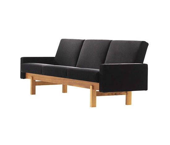 Yngve Ekström Accent Easy Chair and 3-Seater