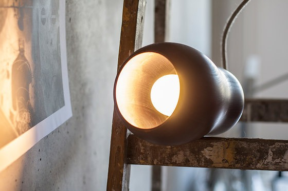 Yury Ustsinau Babula Lamp Collection