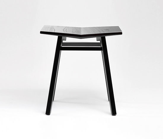 Yves Raschle and Thomas Wüthrich Sembilan Stool