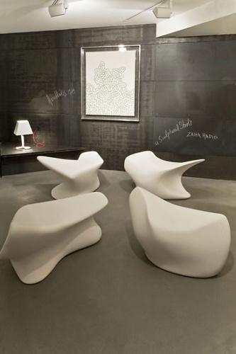 Zaha Hadid Nekton Seats