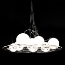 Antonia Astori and Nicola De Ponti Plateau Chandelier