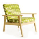 Bark The Beacon Collection Lounge Chair