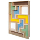 Brave Space Design Tetrad Flat Shelving