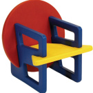 David Jones Puzzle Chair