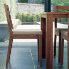 De La Espada Minimal Dining Chair