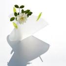 De Padova Polypropylene Vase