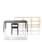 Erwan Bouroullec and Ronan Bouroullec Steelwood Table
