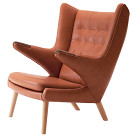 Hans J. Wegner PP19 The Teddy Bear Chair