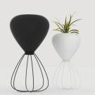 Karim Rashid Spaghetti Planter