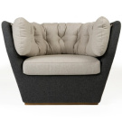 Leif.designpark Hug Lounge Sofa - Armchair