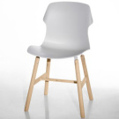 Luca Nichetto Stereo Wood Chair