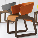 Alfredo H&auml;berli Wogg 37 Armchair