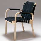 Alvar Aalto Armchair 45