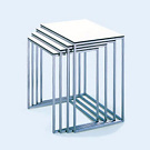 Andreas Struppler Kyoto Nesting Tables