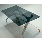 Clemens Weisshaar and Reed Kram T-Countach Table