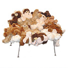Fernando &amp; Humberto Campana Teddy Bear Chair