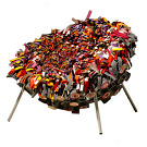 Fernando and Humberto Campana Sushi IV Chair