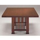 Frank Lloyd Wright Husser Table