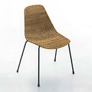 Gian Franco Legler Basket Chair