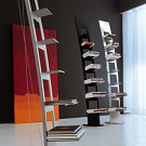 Luciano Bertoncini Odissea Bookcase