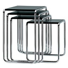 Marcel Breuer B 9 Side Tables