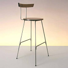 Norman Cherner Konwiser Stool