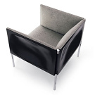 Patricia Urquiola Hollow Armchair and Sofa