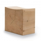 Terry Dwan Napa Big - Napa Small Stool