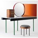 Nipa Doshi and Jonathan Levien Chandlo Dressing Table