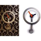Peter MacCann Halo Wall Clock