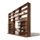 TEAM 7 Cubus Bookcase